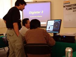 Planetarios digitales. México